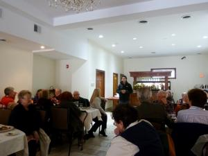 Meet-the-Chef: Sergi's Restaurant - Potsdam