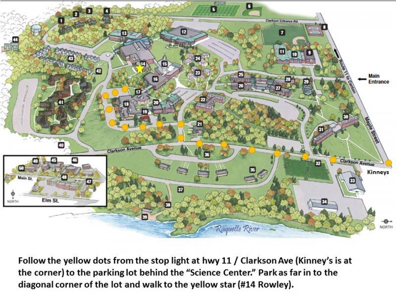 Soar Location Detail Clarkson University Rowley 244